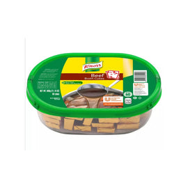 KNORR BOUILLON BEEF PPACK PH 600G
