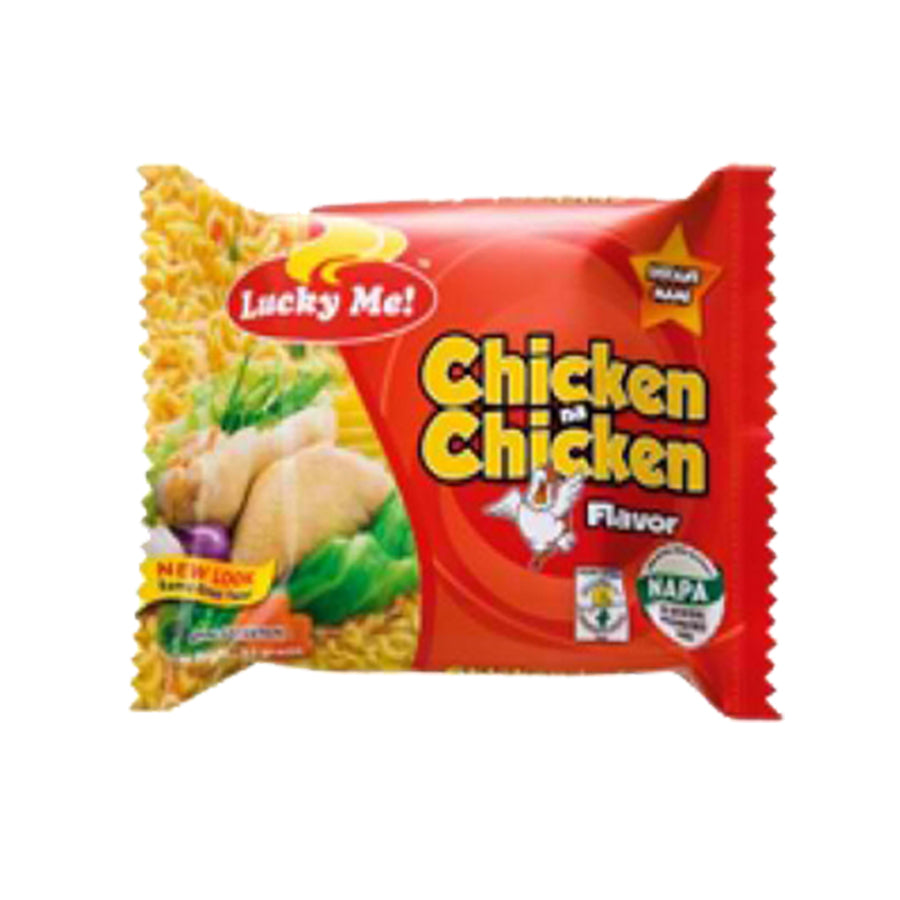 LUCKY ME INSTANT NOODLES CHICKEN NA CHICKEN