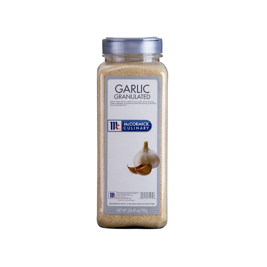 MCCORMICK GARLIC GRANULATED PET 700G