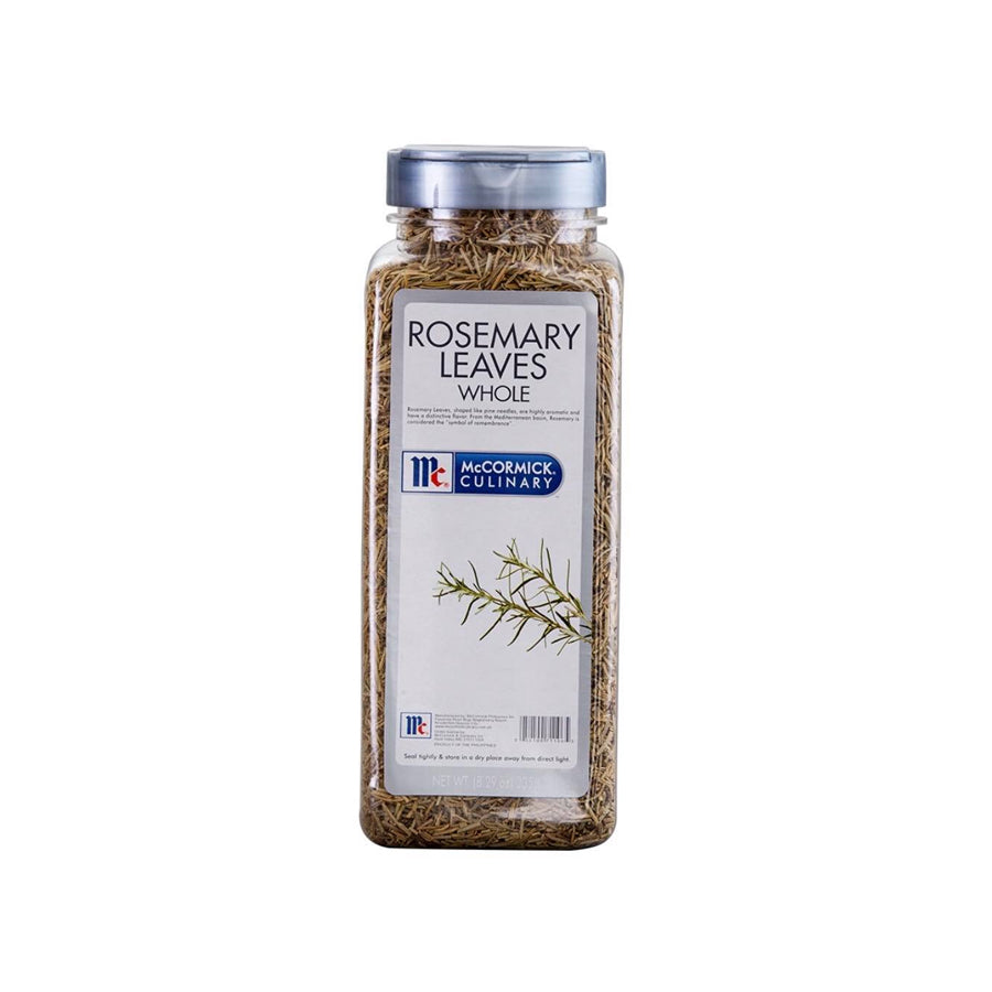 MCCORMICK ROSEMARY LEAVES WHOLE PET 235G