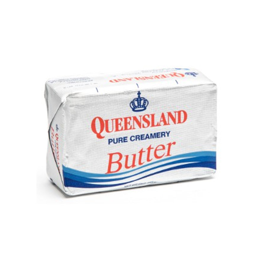 QUEENSLAND FRESH BUTTER 225 GRAMS