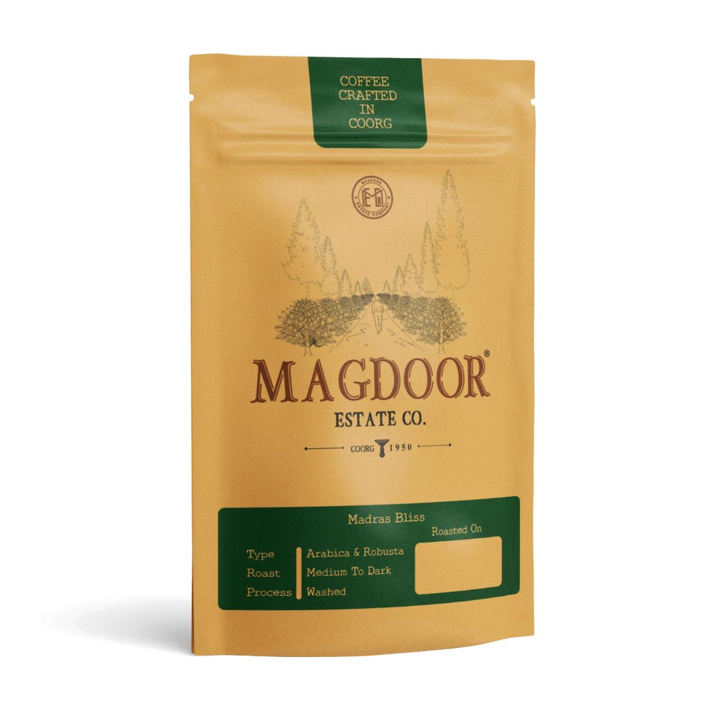 Coffee - Madras Bliss by Magdoor Estate