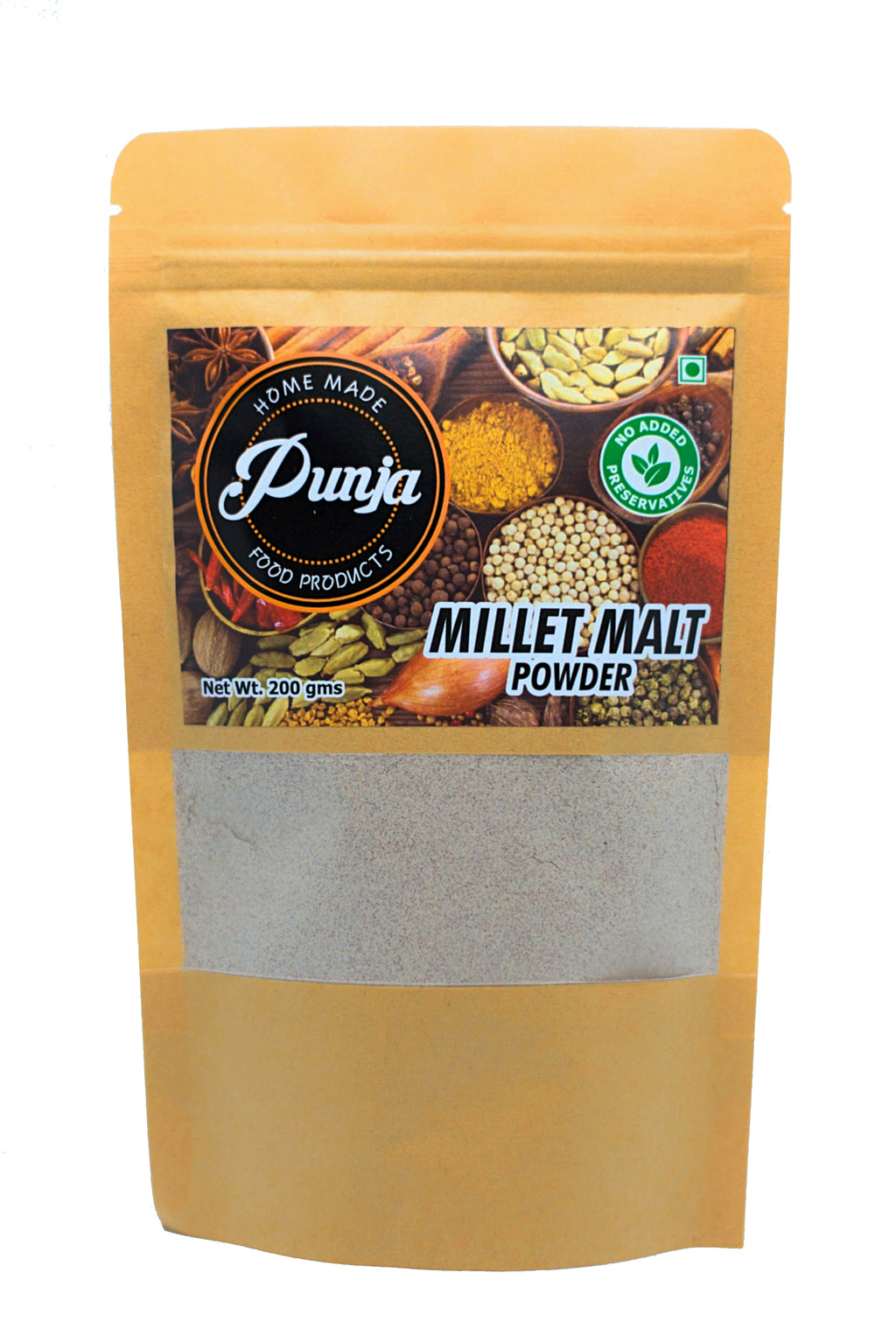 Millet Malt Powder