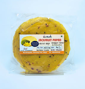 Jack fruit Papad