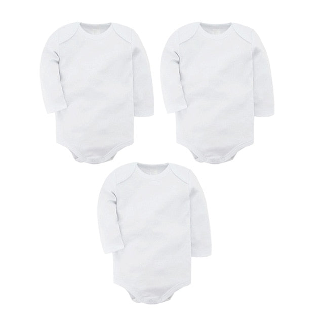 Long Sleeve Bodysuits 3-24M - Beaus and Ribbons