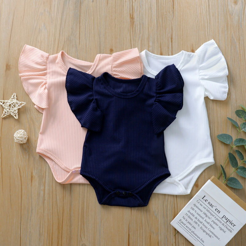 Newborn Cotton Bodysuit