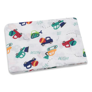 100%Cotton Muslin Blankets - Beaus and Ribbons