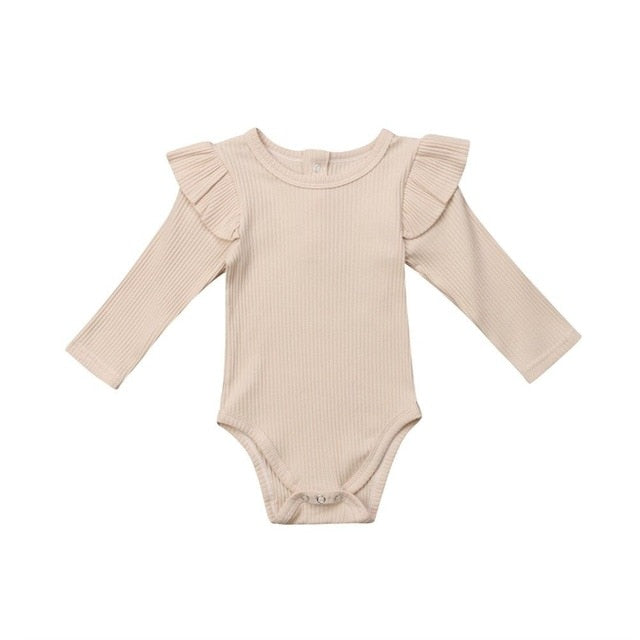 Winter Baby Girl Rompers  0-2Y Girls - Beaus and Ribbons