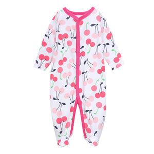 Blanket Sleepers Long Sleeve 0-12M - Beaus and Ribbons