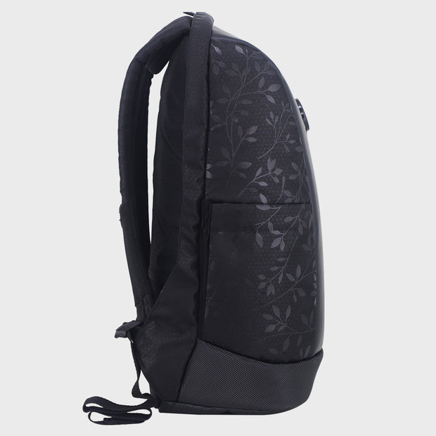 Arctic Fox Koala Anti-Theft Black Backpack