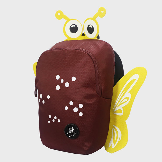 Arctic Fox Butterfly Tawny Port Backpack