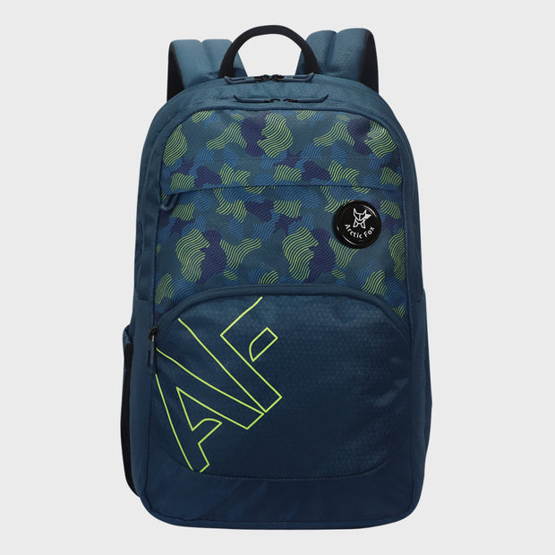 Arctic Fox Camo Wave Deep Dive Backpack