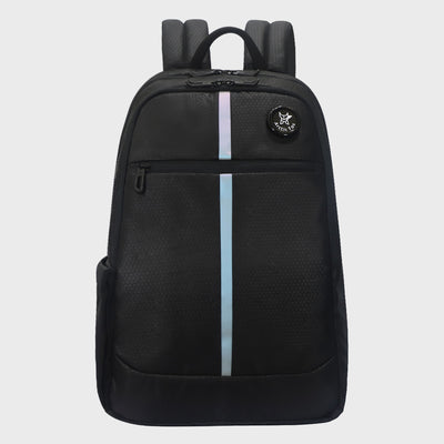 Arctic Fox Chrome Black Backpack