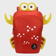 Arctic Fox Crab Fiery Red Backpack
