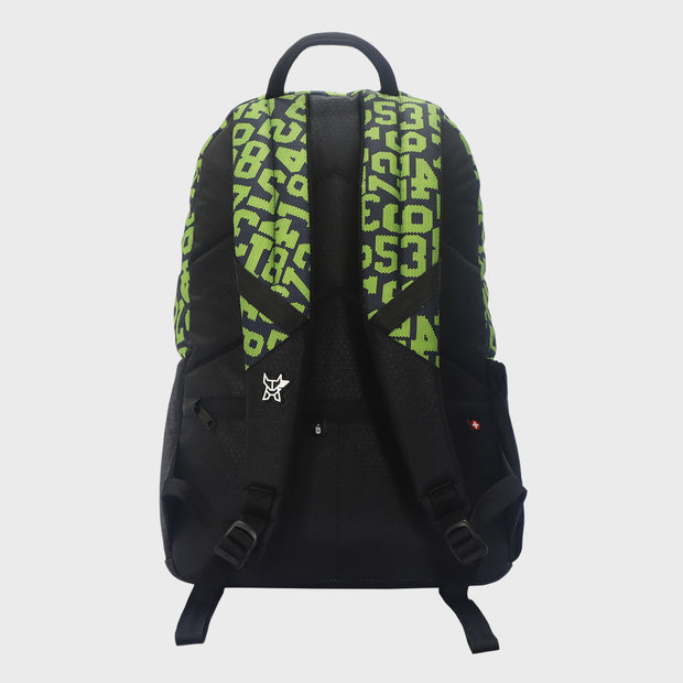 Arctic Fox Digital Green Backpack