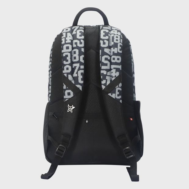 Arctic Fox Digital White Backpack