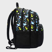 Arctic Fox Dino Black Backpack