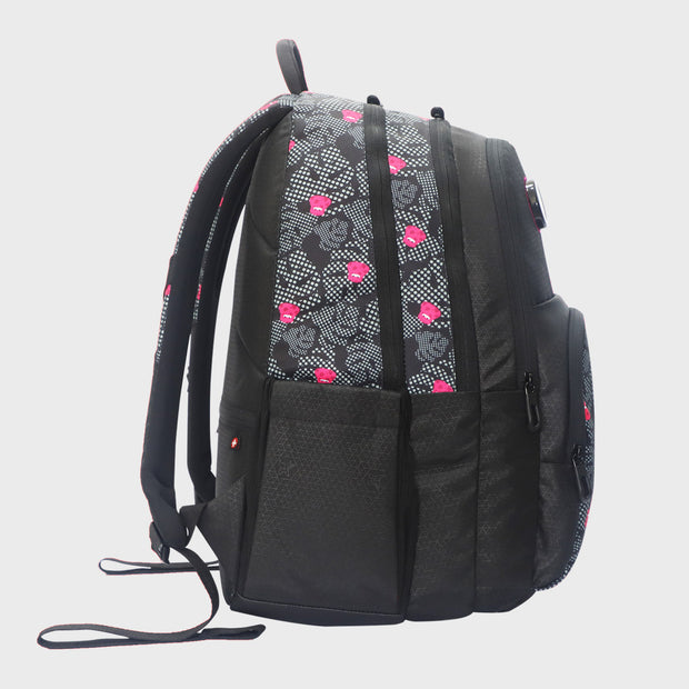 Arctic Fox Lama Black Backpack