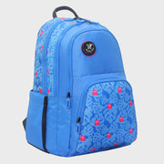 Arctic Fox Lama Directorie Blue Backpack