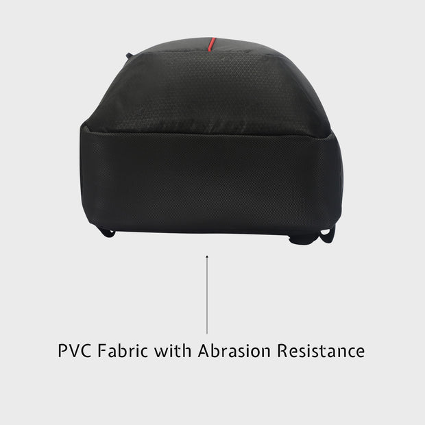 Arctic Fox Shield Black Backpack