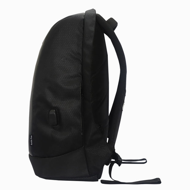 Arctic Fox Slope Anti-Theft Black Backpack