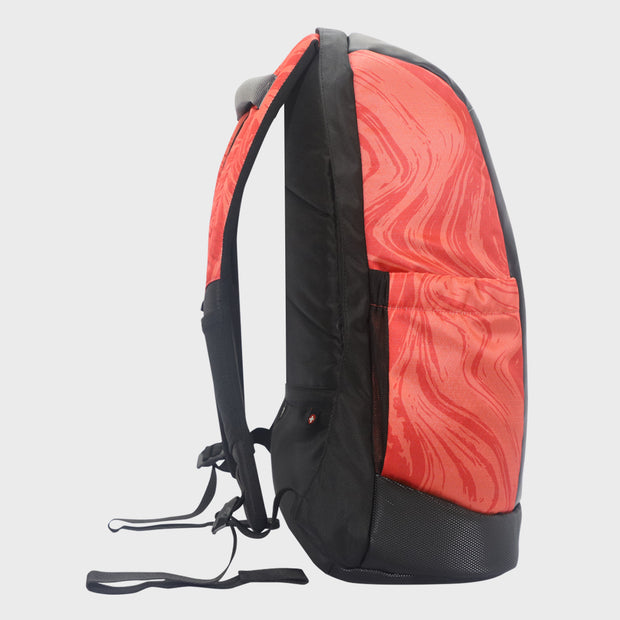 Arctic Fox Slope Anti-Theft Marble Fiery Red Backpack