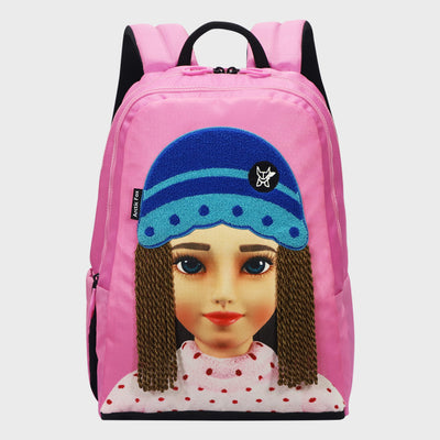 Arctic Fox Sophia Fuchsia Pink Backpack