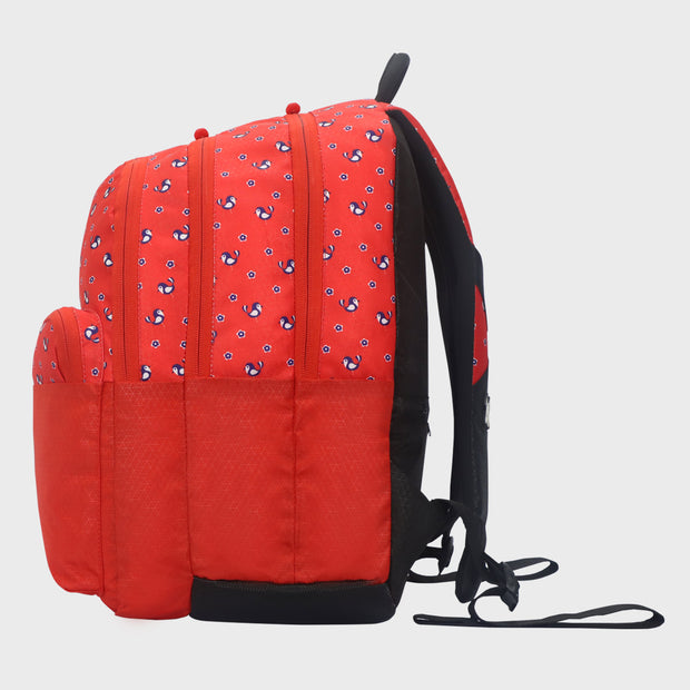 Arctic Fox Spring Fiery Red Backpack