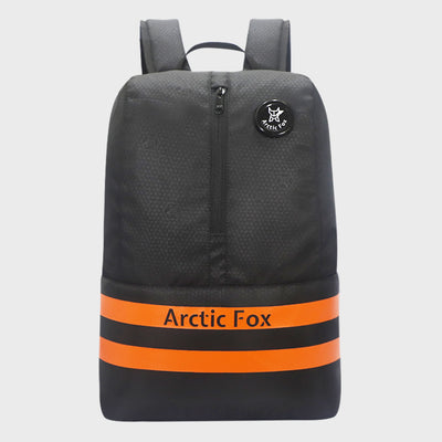 Arctic Fox Tuition Black Backpack