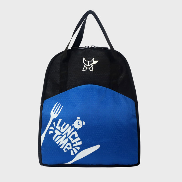 Arctic Fox Hexa Directorie Blue Lunch Bag