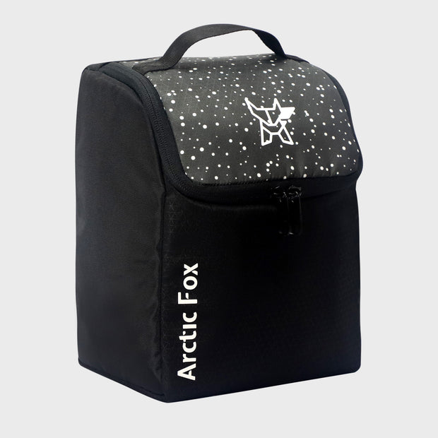 Arctic Fox Mini Trape Dark Grey Lunch Bag