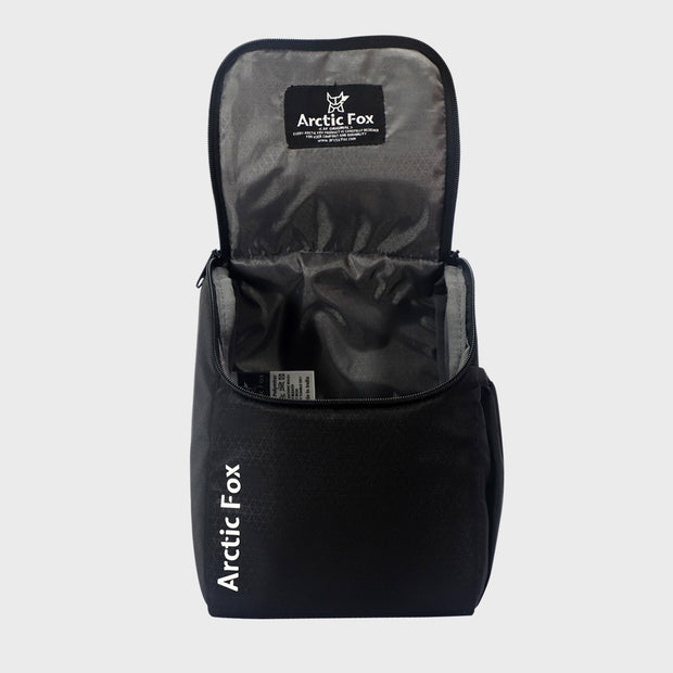 Arctic Fox Mini Trape Grey Lunch Bag
