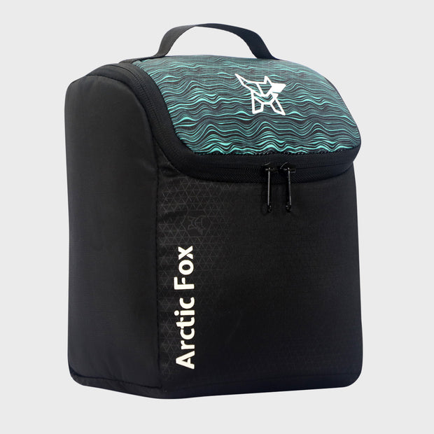 Arctic Fox Mini Trape Wave Blue Lunch Bag