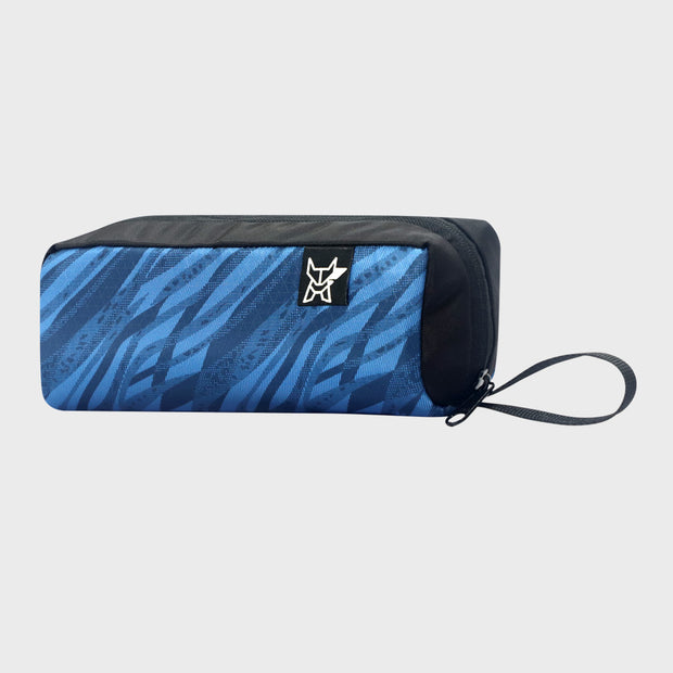 Arctic Fox Clutch Blue Stationery Pouch
