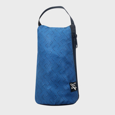Arctic Fox Lantern Blue Stationery Pouch