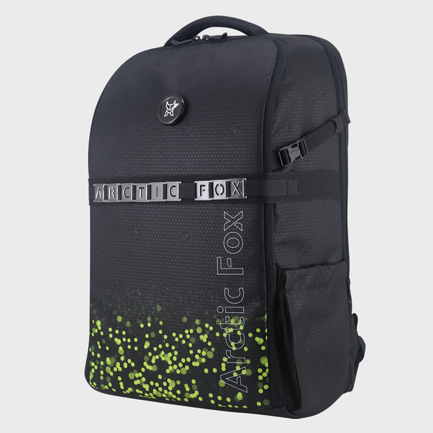 Arctic Fox Click Lime Popsicle Camera Backpack