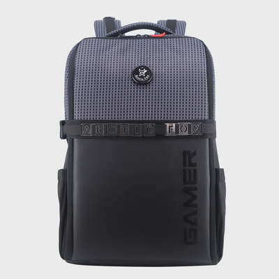 New Arctic Fox Personalized Gamer Backpack