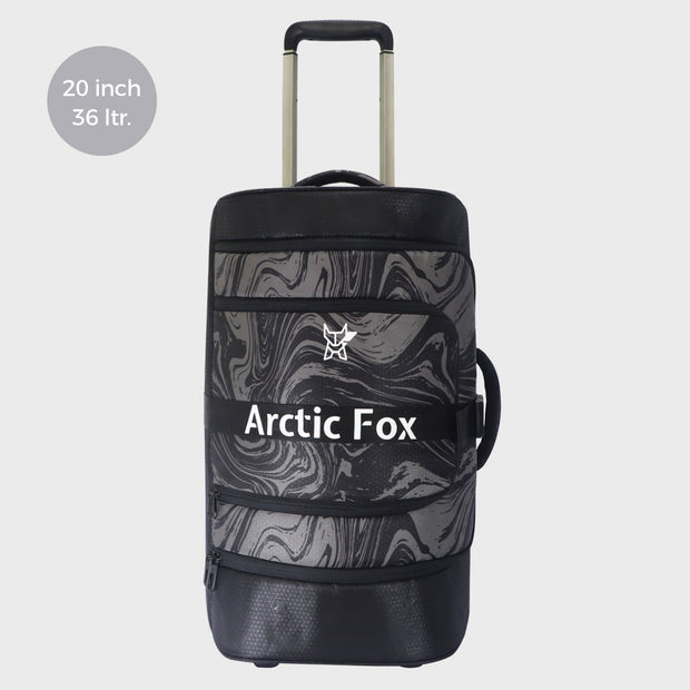 Arctic Fox Jet Trolley Jet Black