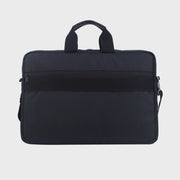 Arctic Fox Top Load Black Laptop Carry Case