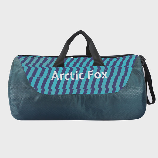 Arctic Fox Barrel Green Duffle