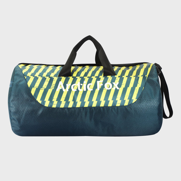 Arctic Fox Barrel Yellow Duffle