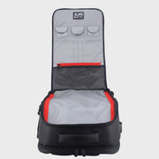 Arctic Fox Click Flame Scarlet Camera Backpack