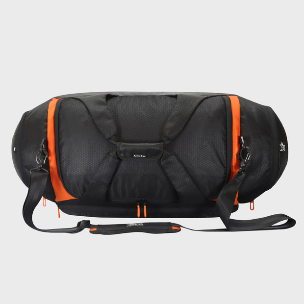 Arctic Fox Elite Monster Red Orange Duffle