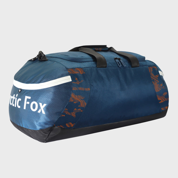 Arctic Fox Game Red Orange Duffle