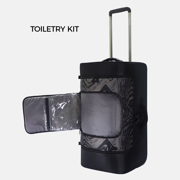 Arctic Fox Turbo Trolley Jet Black