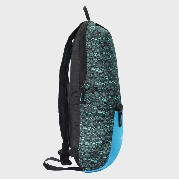 Arctic Fox Zero Ripple Blue Backpack