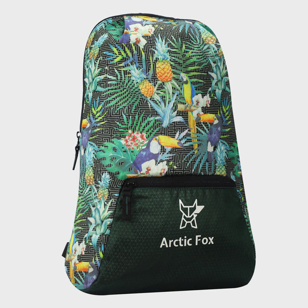 Arctic Fox Zero Summer Green Backpack