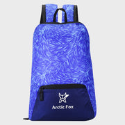 Arctic Fox Zero Wrap Blue Backpack