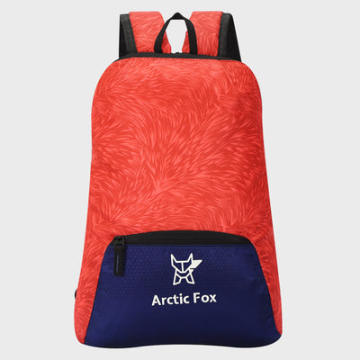 Arctic Fox Zero Wrap Red Backpack