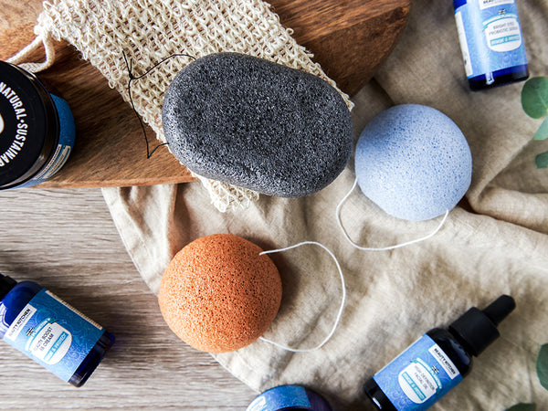 Move Over Wipes...The Konjac Sponge is Here!